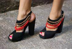 schöne Schuhe!