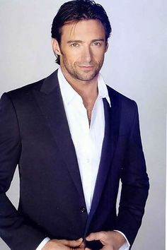 I think I have a thing for Australian men. Yes. Yes, I do.
