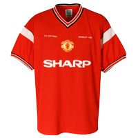 manchester United 1985 FA Cup Final Retro Home Manchester United 1985 FA Cup Final Retro Home Shirt. http://www.comparestoreprices.co.uk/football-kit/manchester-united-1985-fa-cup-final-retro-home.asp