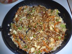 Healthy Fried Rice 100% simply filling