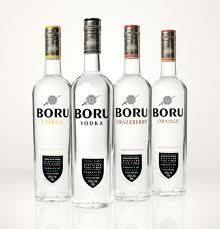 IRISH CUISINE - Boru Vodka