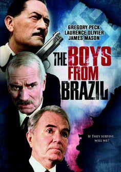 Los niños del brasil (The Boys from Brazil) (1978)  -Nazi Hunters discover Hitlers Clones...