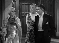Rebecca (1940) , Alfred Hitchcock,   Gladys Cooper.  Nigel Bruce