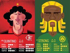 Kampion Card Game by Lourenço Cunha Ferreira