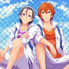 Toudou and Shinkai.