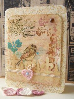 Bird on fence   Flickr - Photo Sharing!