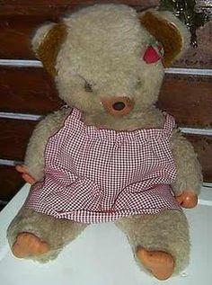 ursinha peposa - anos 80