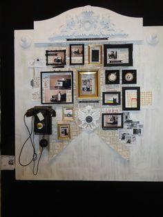 expo VERSION SCRAP avril 2014 Scrap, Gallery Wall, Frame, Home Decor, Picture Frame, Decoration Home, Room Decor, Frames, Home Interior Design