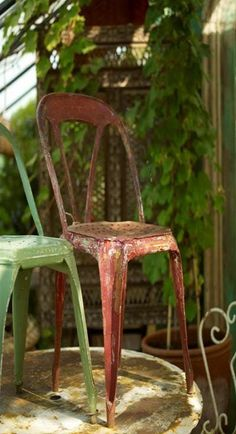 vintage chairs....
