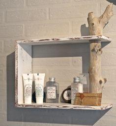 Mensola con legno di mare di Tendance nature su DaWanda.com