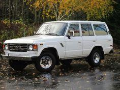 1988 Land Cruiser.