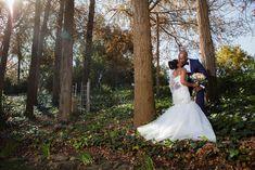 Off Camera Flash Wedding Photography