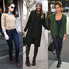 Doc Martens have been in style for almost 60 years, discover what made them so popular. We also discuss how to wear them in style! Dr. Martens, Dr Martens Stil, Dr Martens Outfit, Doc Martens Style, Dr Martens Fashion, Outfits With Doc Martens, Style Outfits, Fall Outfits, Casual Outfits