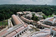 49/366  The National Art Schools of Cuba, 1961-65, Havana, CubaRicardo Porro, Vittorio Garatti, Roberto Gottardi  more info and photo ->http://goo.gl/ZqpVlK   #onearchitectureaday #architecture #design #2016