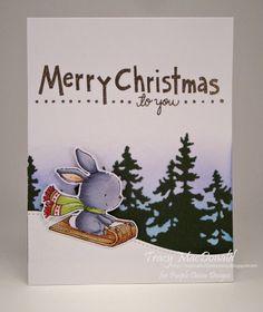 Tracy MacDonald - Hope Sledding Merry Christmas to you