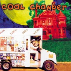 Coal Chamber- Cd cover
