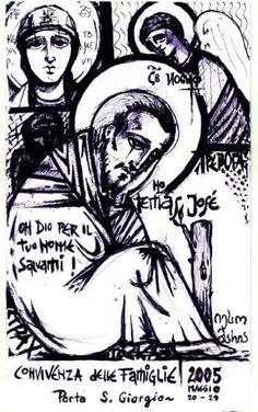Salmistas del Camino Neocatecumenal: No temas José