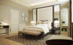 Спальня : Спальня в классическом стиле от studio forma