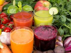 Vegetable juice recipes and health benefits of juicing. vegetable juice have lot of nutrition. Making easy tomato juice, carrot juice, papaya juice and etc. Energy Juice Recipes, Healthy Juice Recipes, Juicer Recipes, Healthy Juices, Healthy Drinks, Smoothie Recipes, Detox Recipes, Healthy Mind, Detox Drinks