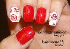 http://katrinasnailblog.blogspot.com/2012/02/rose-mani-mickey-mouse-wheel.html