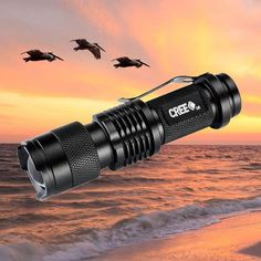Top 5 Buying Tips and Best Rated Tactical Flashlights – My Life Spot Best Rated, Led Flashlight, Mini, Weapons, Gadgets, Top, Weapons Guns, Guns, Weapon