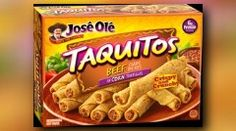 Ajinomoto Windsor, Inc is recalling approximately 35,168 pounds of frozen ready-to-eat beef taquito products.