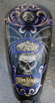 Sportster Tank Art - Page 10 - The Sportster and Buell Motorcycle Forum - The XLFORUM®