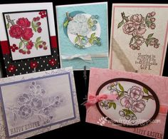 Stamp & Scrap with Frenchie: Class in the Mail Indescribable Gift