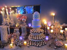 A magical tablescape by Dina Manzo