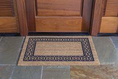 Charleston Border Doormat