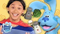 Games w/ Mr. Salt & Mrs. Pepper! | Josh & Blue's VLOG Ep. 25 | Blue's Cl...