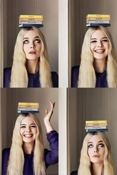 Elle Fanning - Angelo Pennetta - June 2014 issue