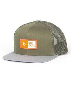 790a28f6 Rip Curl Ripawatu Trucker Hat & Reviews - Hats, Gloves & Scarves - Men -  Macy's