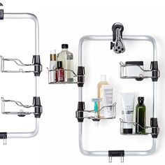 Modular Shower Station by Quirky