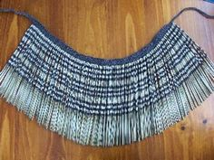 Traditional Maori Flax Piu Piu