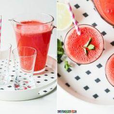 Lemoniada arbuzowa Pierogi, Punch Bowls, Feta