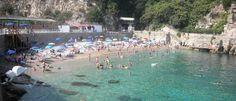 Sorrento Puolo's beach