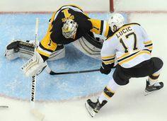 March 14, 2015 — Bruins 2, Penguins 0 (Photo: Chaz Palla | Trib Total Media)