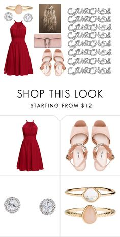 """""""Untitled #58"""" by crazy-cat-lady-5000 on Polyvore featuring Miu Miu, Accessorize and Gucci"""