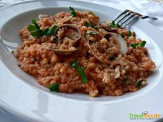 Fregola con i lupini  #ricette #food #recipes
