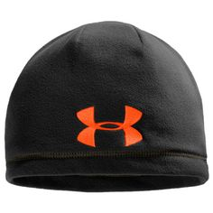 New Men's Under Armour Outdoor Sports Hunting One Size Fits All Beanie Fleece | eBay