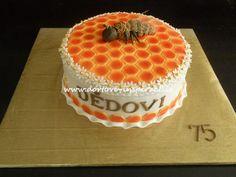 Cukrářství Michaela   dorty   narozeninové marcipánové