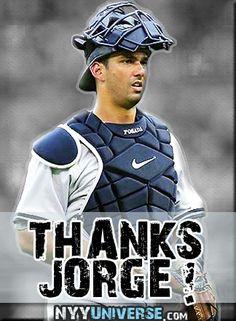 Thanks Jorge
