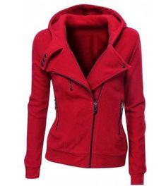Wealfeel Keep It Simple Side Zip Hoodie Sweatshirt - WealFeel