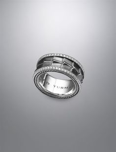 David Yurman | Men | Band Rings