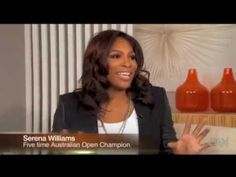 CNN Behind the scenes with Serena Williams