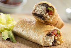 Prepárale a tus hijos los burritos de pollo con Philadelphia con nuestra receta fácil y rápida para el desayuno ¡Tus platillos de ricos a deliciosos!