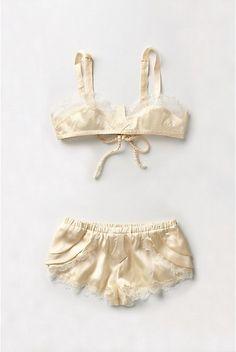 The Lingerie Parlour | Anthropologie lingerie