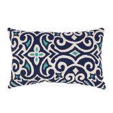 Found it at Wayfair - Damask Polyester Lumbar Pillow