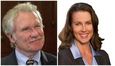 The allegations swirling around Oregon Gov. John Kitzhaber all arise from his fiancee, who met Kitzhaber in 2002 after enduring a rough-and-…